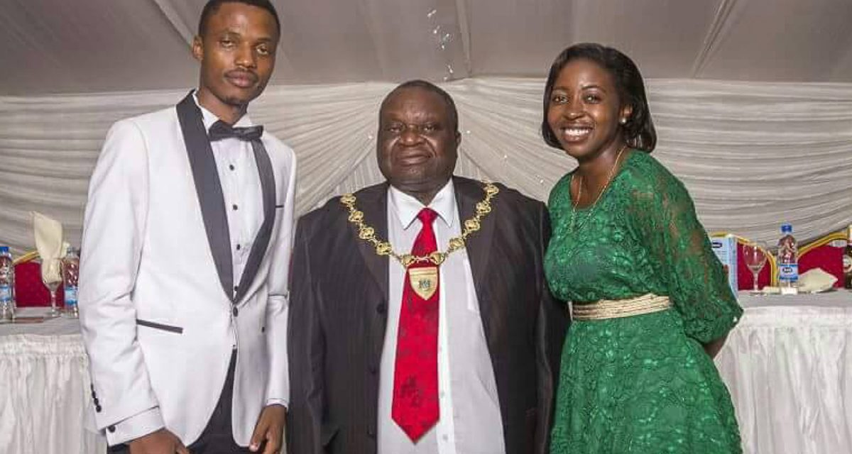Mr. Green Ambassador, Sir: The Dereck Mpofu story