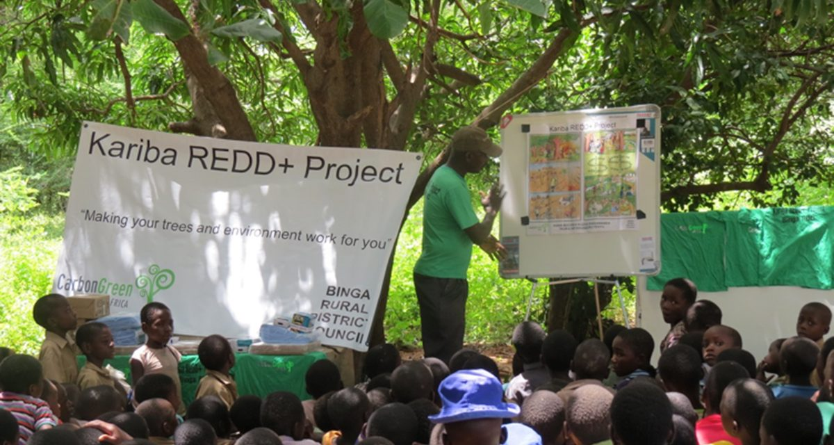 The Kariba REDD+ Project