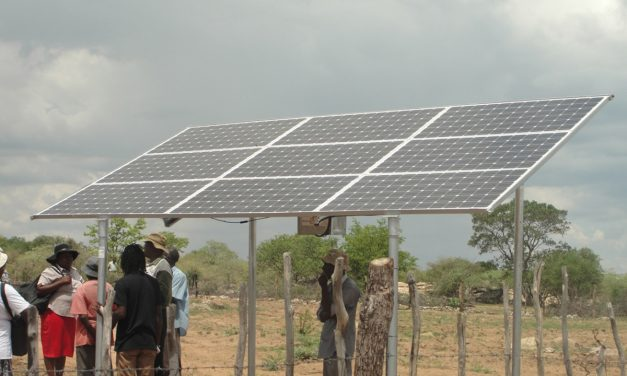 Responding to climate change in Gwanda district