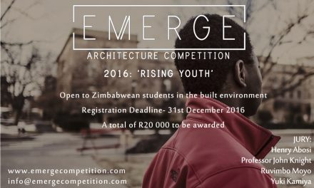 Rising Now – Emerge Architecture competition 2016