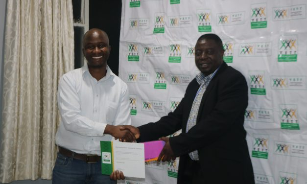 SustainZim Wins Award